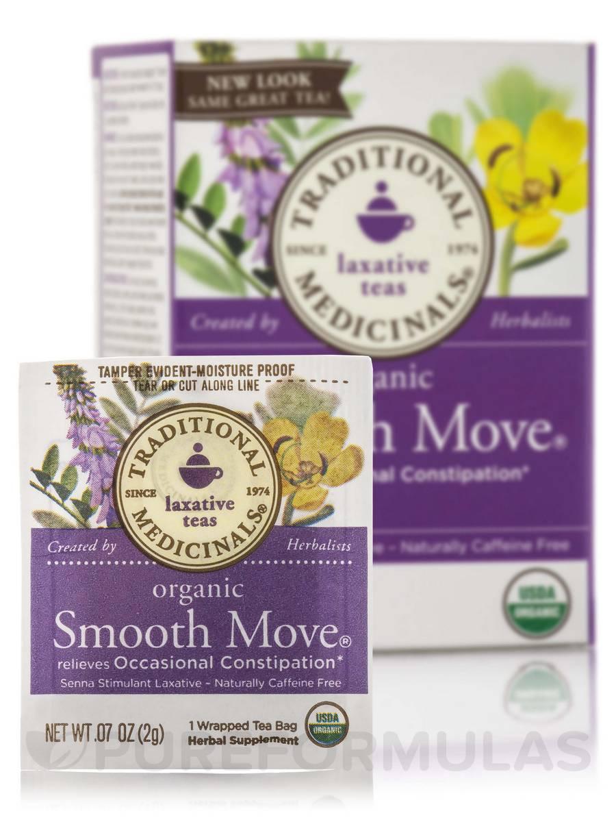 Organic Smooth Move® Tea