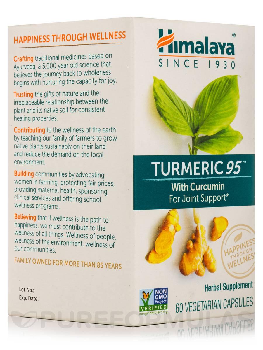 Turmeric 95™ - 60 Vegetarian Capsules