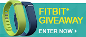 FITBIT GIVEAWAY - ENTER NOW!